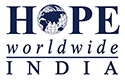 HOPE worldwide – India